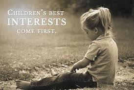 Child's best interests